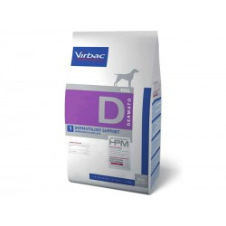 Veterinary HPM Chien DERMATOLOGY Sac 3 kg