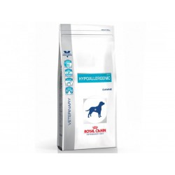 Veterinary Diet Chien HYPOALLERGENIC Sac 14 kg