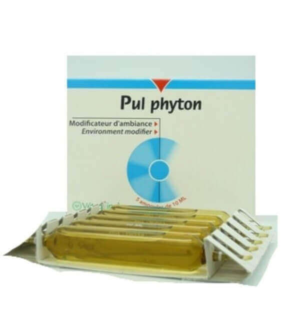 PUL PHYTON SOL HUIL ETUI 5 AMP.
