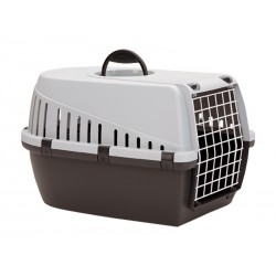 Cage de transport TROTTER ANTHRACITE Chien et Chat