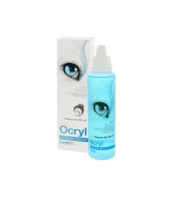 Solution oculaire OCRYL