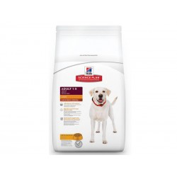 Croquettes ADULT GRANDE RACE LIGHT POULET Sac 12 kg Chien - HILL'S Science Plan