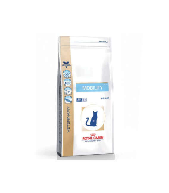Croquettes MOBILITY Chat Sac 2 kg - Veterinary Diet