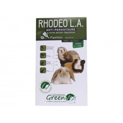 Solution RHODEO L.A. Boîte 4 pipettes NAC - GREENVET
