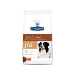 Croquettes J/D JOINT CARE POULET Chien Sac 12 kg - Prescription Diet
