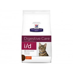 Croquettes I/D DIGESTIVE CARE POULET Chat Sac 1.5 kg - Prescription Diet