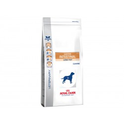 Croquettes GASTRO INTESTINAL LOW FAT Chien Sac 12 kg - Veterinary Health Nutrition