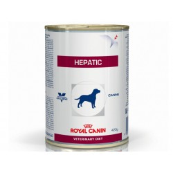 Pâtée HEPATIC Chien - Veterinary Diet