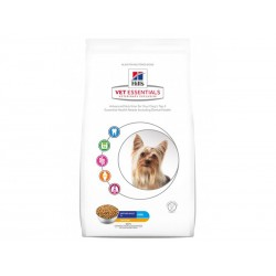Croquettes MATURE DENTAL HEALTH SMALL&MINI POULET Chien Sac 7 kg - VetEssentials