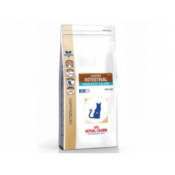Croquettes GASTRO INTESTINAL MODERATE CALORIE Sac 4 kg Chat - ROYAL CANIN Veterinary Diet