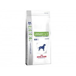 Croquettes URINARY S/O MODERATE CALORIE Chien Sac 1.5 kg - Veterinary Health Nutrition