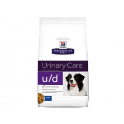 Prescription Diet Chien U/D URINARY CARE Sac 12 kg