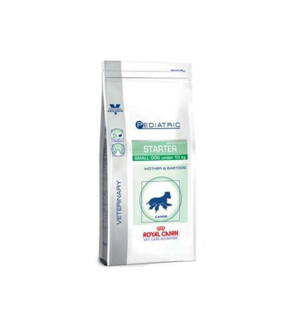 Croquettes STARTER SMALL Chien Sac 1.5 kg - Veterinary Care Nutrition