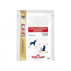 Veterinary diet Chien CONVALESCENCE SUPPORT INSTANT DIET 10 sachets de 50g