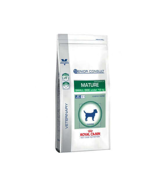 Croquettes MATURE SMALL Chien Sac 1.5 kg - Veterinary Care Nutrition