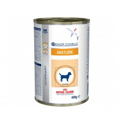 Pâtée MATURE Chien 12x400g - Veterinary Care Nutrition