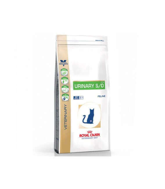 Croquettes URINARY S/O Chat Sac 9 kg - Veterinary Health Nutrition