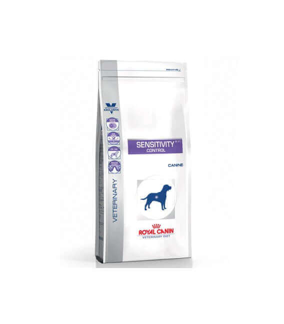 Croquettes SENSITIVITY CONTROL Chien Sac 14 kg - Veterinary Health Nutrition