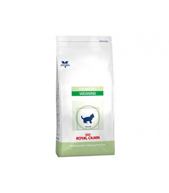 Croquettes PEDIATRIC WEANING Sac 400 g Chat - Veterinary Care Nutrition