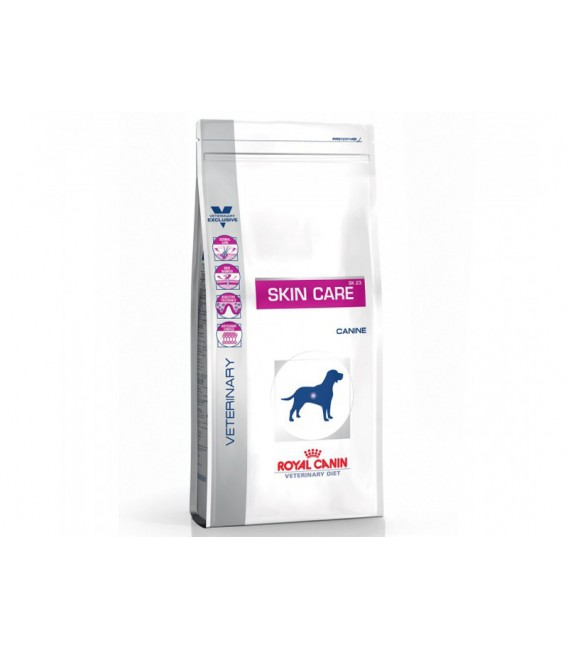 Croquettes SKIN CARE ADULT Sac 12 kg Chien - Veterinary Diet