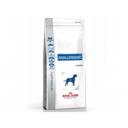 Croquettes ANALLERGENIC Chien Sac 3 kg - Veterinary Diet