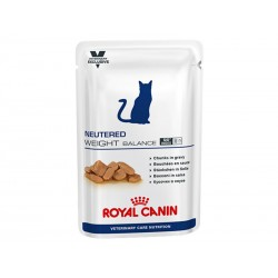 Pâtée NEUTERED WEIGHT BALANCE Chat 12x100g - Veterinary Care Nutrition