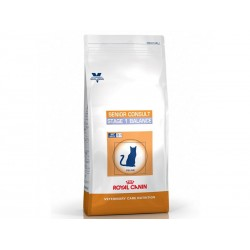 Croquettes SENIOR CONSULT STAGE 1 Chat Sac 3.5 kg - Veterinary Care Nutrition