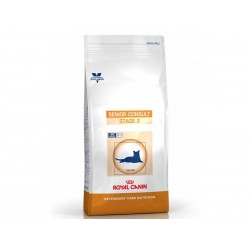 Croquettes SENIOR CONSULT STAGE 2 Chat Sac 3.5 kg - Veterinary Care Nutrition