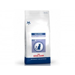 Croquettes NEUTERED SATIETY BALANCE Chat Sac 1.5 kg - Veterinary Care Nutrition