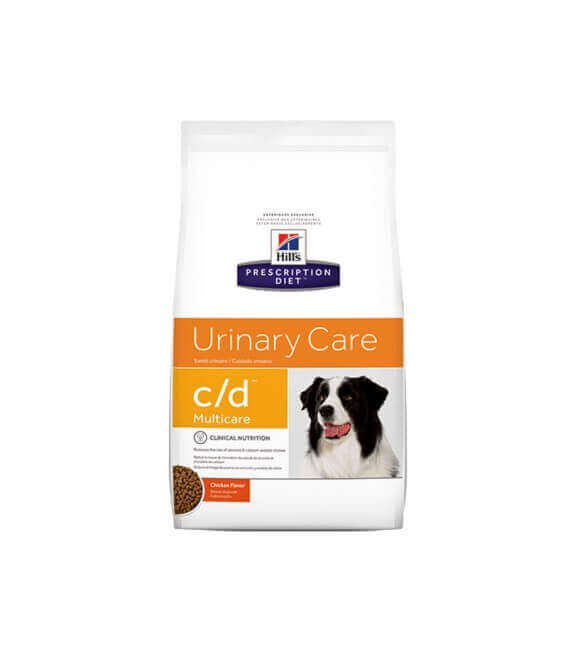 Croquettes C/D URINARY CARE Chien Sac 2 kg - Prescription Diet