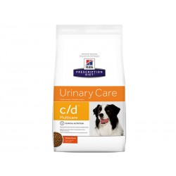 Croquettes C/D MULTICARE Chien Sac 2 kg - Prescription Diet