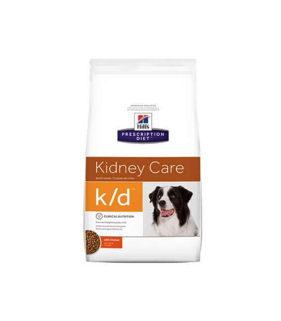 Croquettes K/D KIDNEY CARE Chien Sac 5 kg - Prescription Diet