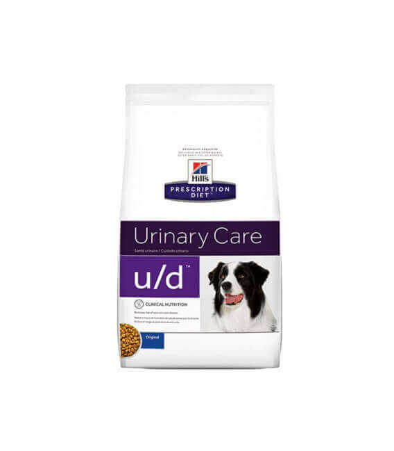 Croquettes U/D URINARY CARE Chien Sac 5 kg - Prescription Diet