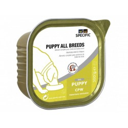 Specific Chien CPW PUPPY ALL BREEDS Barquettes 6 X 300 g