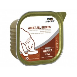 Specific Chien CXW ADULT ALL BREEDS Barquettes 6 X 300 g