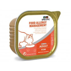Specific Chat FDW FOOD ALLERGY MANAGEMENT Barquettes 7 X 100 g