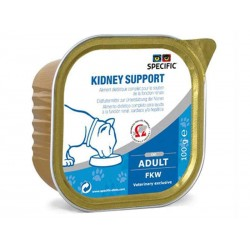Specific Chat FKW KIDNEY SUPPORT Barquettes 7 X 100 g