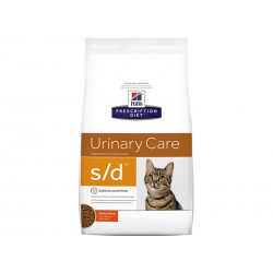 Croquettes S/D URINARY CARE POULET Chat Sac 5 kg - Prescription Diet