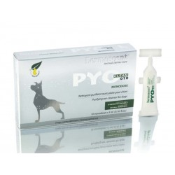 DERMOSCENT PYOCLEAN OTO CHIEN BT 10 D. 5 ML