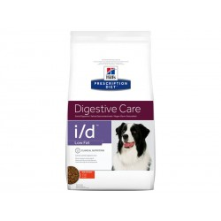 Croquettes I/D DIGESTIVE CARE LOW FAT POULET Chien Sac 1.5 kg - Prescription Diet