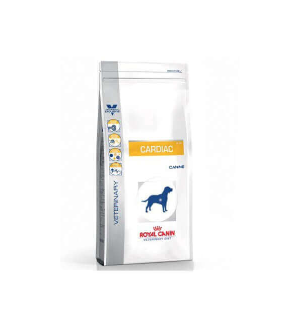 Croquettes CARDIAC Chien Sac 7.5 kg - Veterinary Health Nutrition