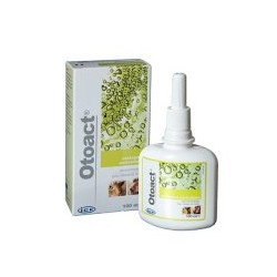 Lotion auriculaire OTOACT Chien et Chat 100 ml