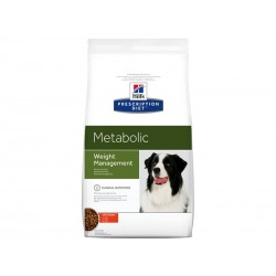 Croquettes METABOLIC Chien Sac 4 kg - Prescription Diet