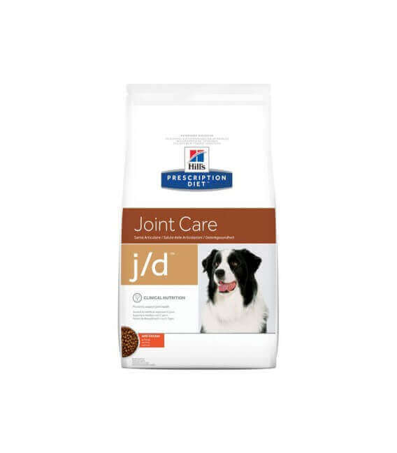 Croquettes J/D JOINT CARE POULET Chien Sac 2 kg - Prescription Diet