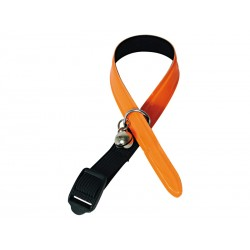 Collier REFLECTITE ORANGE Chat