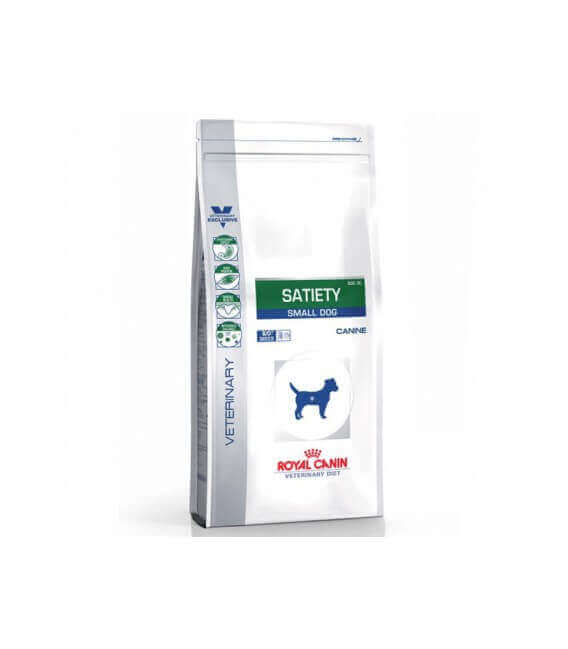 Croquettes SATIETY SMALL Chien Sac 1.5 kg - Veterinary Diet