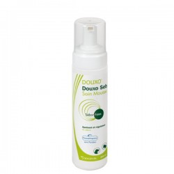 DOUXO SEB SOIN MOUSSE FL. 200 ML