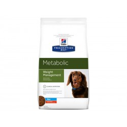 Prescription Diet Chien METABOLIC MINI Sac 1.5 kg