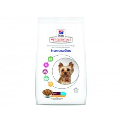 Croquettes NEUTERED ADULT SMALL&MINI POULET Chien Sac 6 kg - Vet Essentials