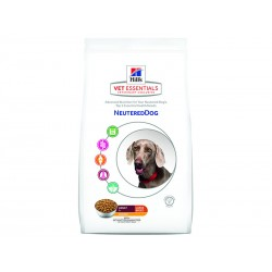 Croquettes NEUTERED LARGE Chien Sac 12 kg - VetEssentials
